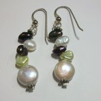 Multi-Pearl Earrings