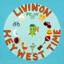 Koz - Livin' On Key West Time 4 x 4