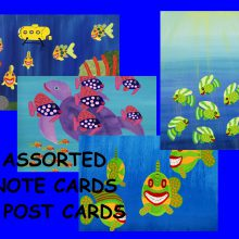 Post Cards and Note Cards